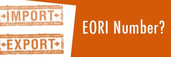 Cod EORI - Cum se creeaza un cont