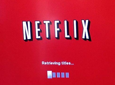 Samsung Smart TV - Netflix - Retrieving Titles