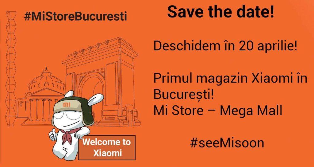 Magazin oficial Xiaomi Romania
