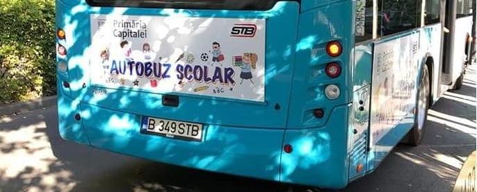Autobuz Școlar București