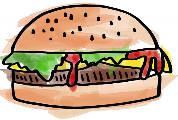 Burger Trattoria Buongiorno Primaverii