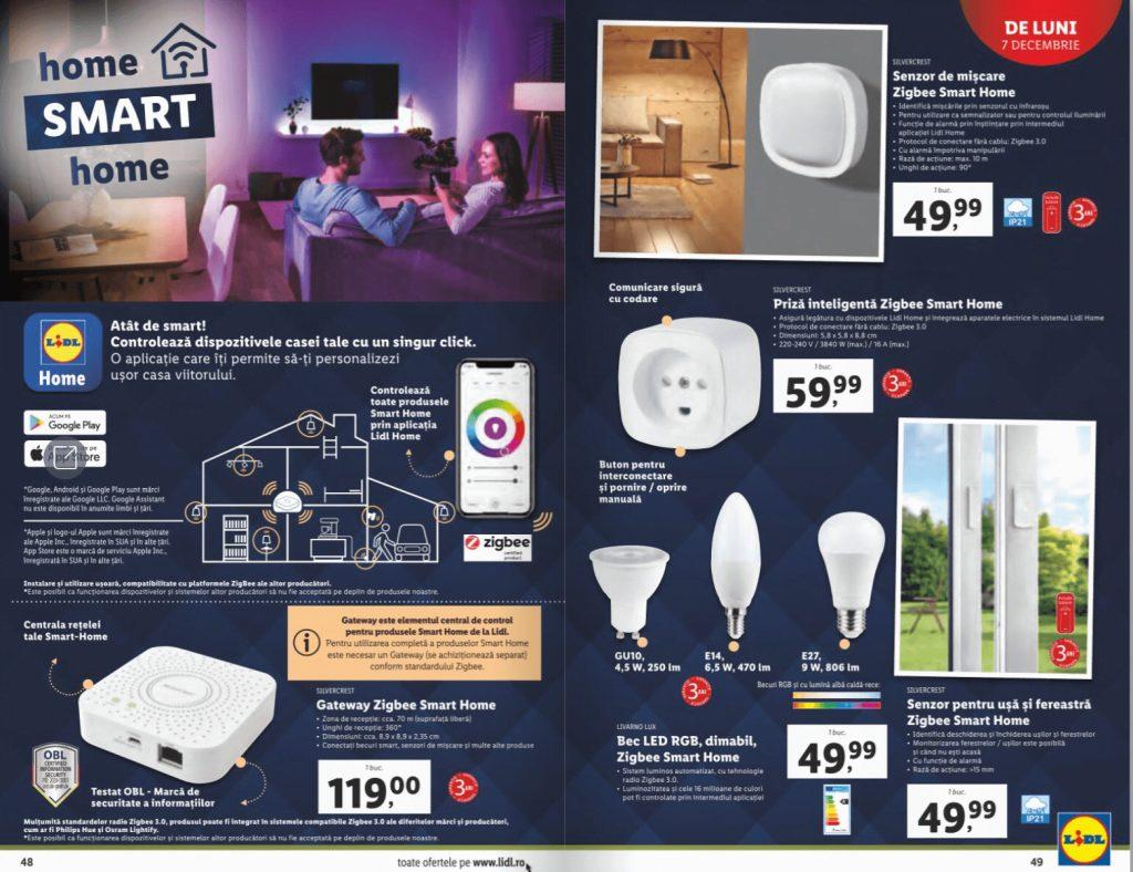 Smart Home Lidl - Silvercrest (Tuya)